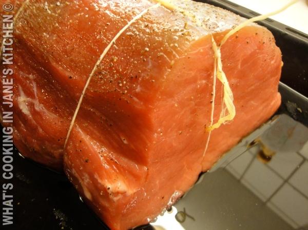 Fillet of Roast Beef ©