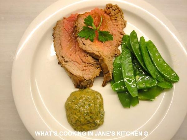 Roast Fillet Of Beef ©