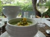 Cream of Avocado Soup ©