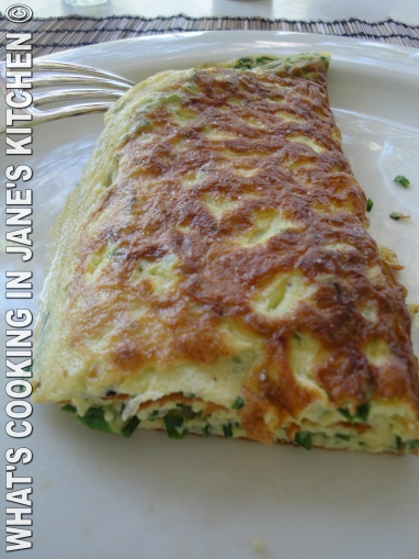 Omelette Aux Fines Herbs