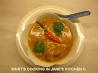 Jane's Curry Soup!