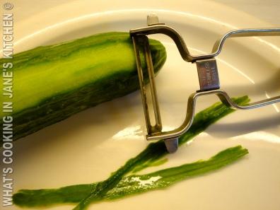 Cubed Cucumber
