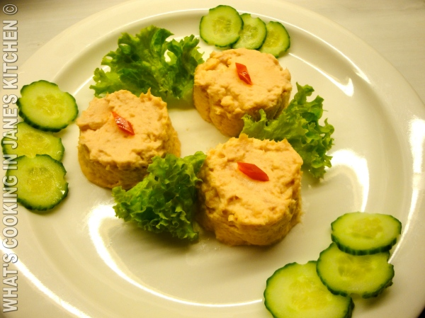 My Smoked Trout Mousse