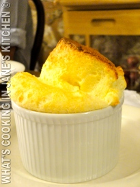 Cheese Soufflé ©