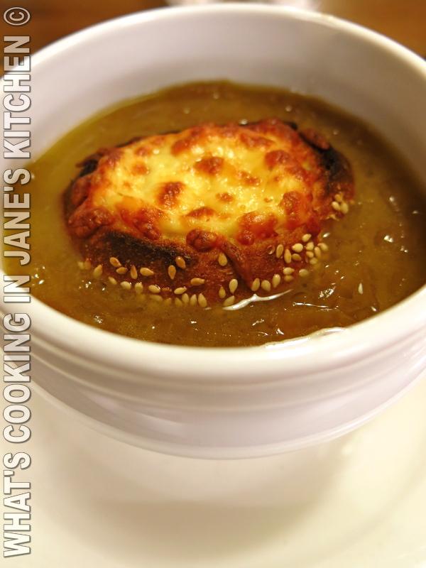 Soup à L'Oignon ©