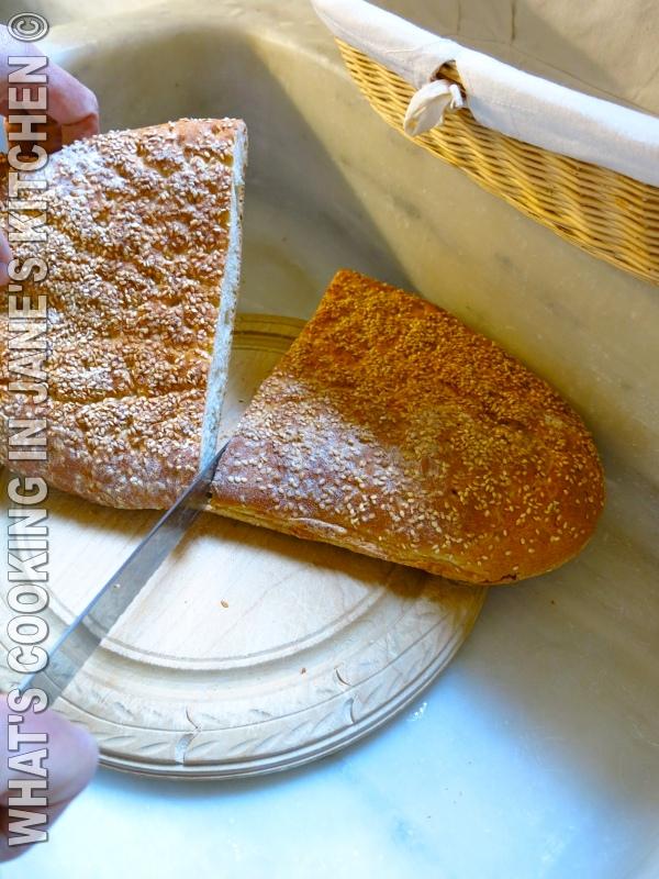 Lagana Bread ©