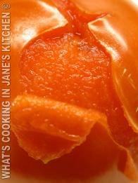 Skinning and De-Seeding Tomatoes ©