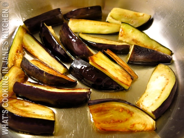 Spicy Aubergine ©
