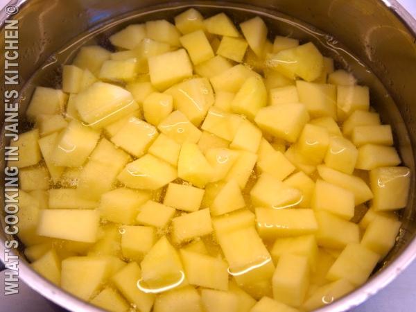 Potato Masala ©