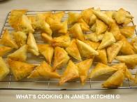 Greek Mini Cheese Pies ©