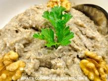 Scordalia. Greek Garlic Sauce.©
