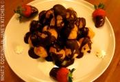 """Profiterolles au Chocolat © """"Desserts"""""""