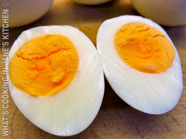 Eggs With Marjoram ©