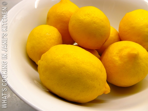 Maroccan Preserved Lemons  ©