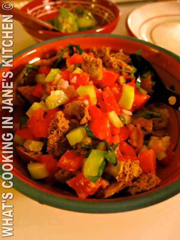 Panzanella Salad ©