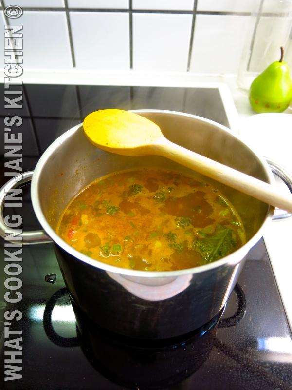 Warming Winter Soup ©