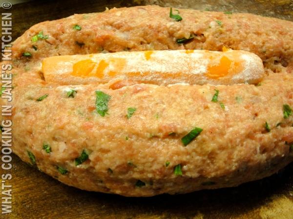 "Greek Meatloaf, ""Rolo."" ©"