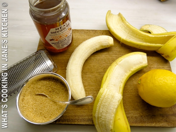 Bananas And Maple Syrup ©