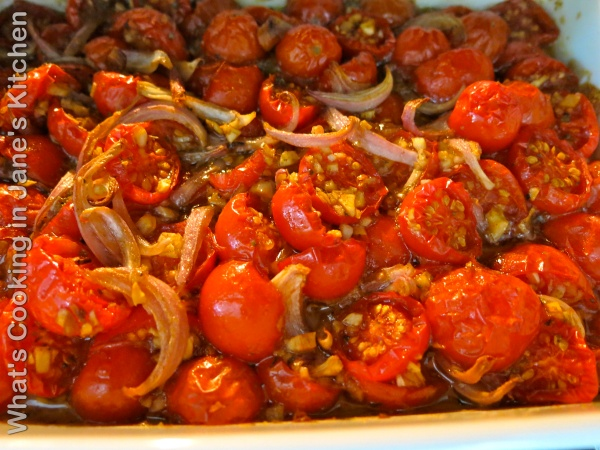 Roast Cherry Tomatoes ©