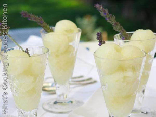 Lemon Sorbet ©