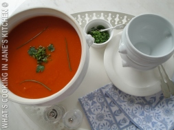 Good Old Fashioned Cream Of Tomato Soup ©