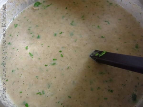 Mushroom Soup ©