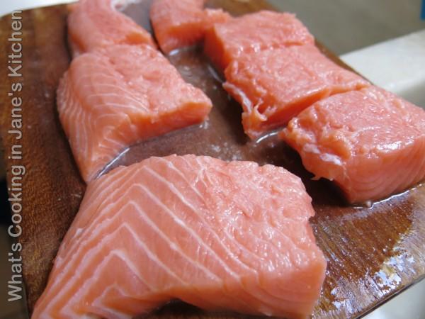 Fresh Salmon en Papillote ©
