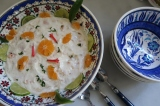 Clementine and Lime Yogurt Sweet ©