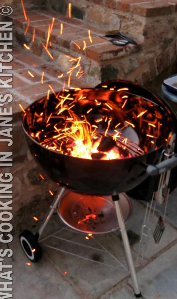 Pork Chops Marinated In Fresh Tarragon ©