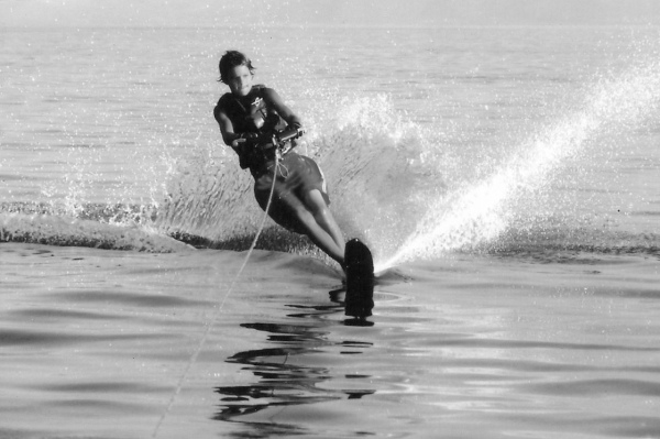 John Water Skiing