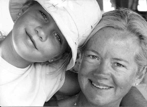Mum and Irene